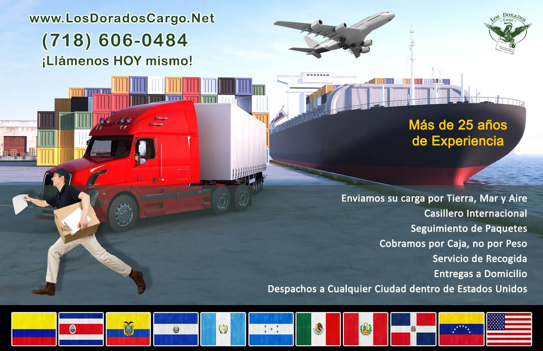 Los Dorados Cargo
