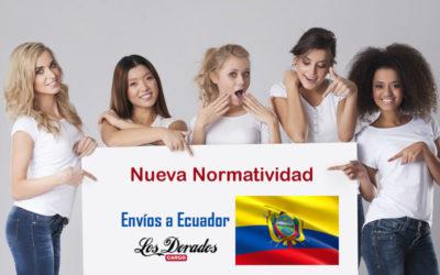 Nueva Normatividad para Envíos a Ecuador
