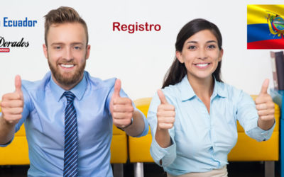 Registro para recibir envíos a Ecuador